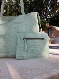 Beach Bag Croco Luxe - comprar online