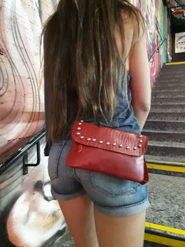 Belt Bag - Riñonera