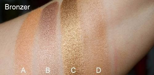 LUISANCE Pó Bronzer Glow Gorgeous Baked L3033 - Cor A na internet