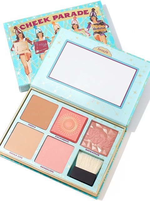 BENEFIT Paleta Cheek Parade Blush e Bronzer