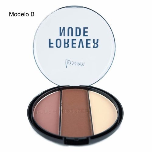 LUISANCE Trio Forever Nude L1022 - Modelo B