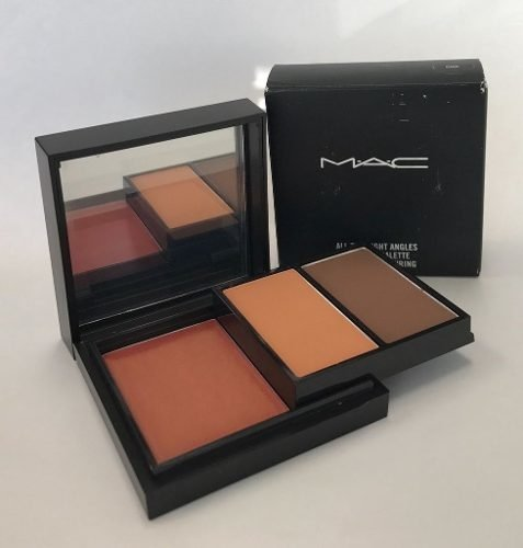 MAC Paleta De Contorno All The Right Angles - Dark