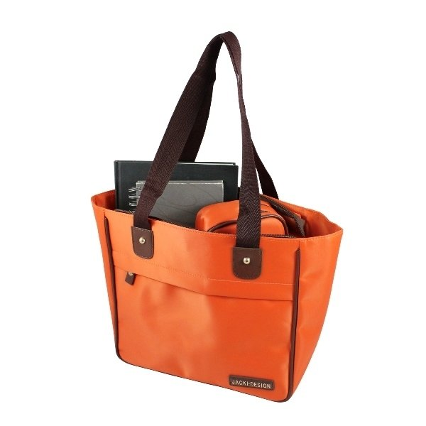 JACKI DESIGN Bolsa Shopper Lisa Coral - Beauty Day Cosméticos