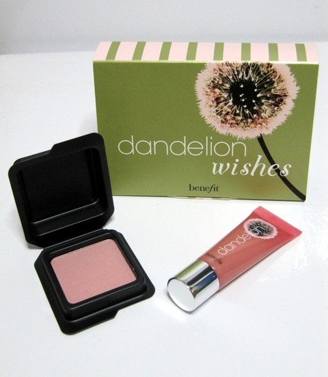 BENEFIT kit Dandelion Wishes Mini