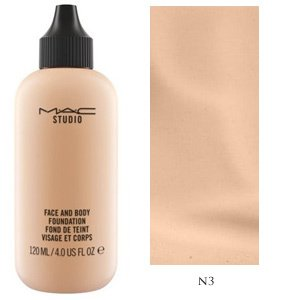 MAC Base Face and Body 120 ml - Cor N3