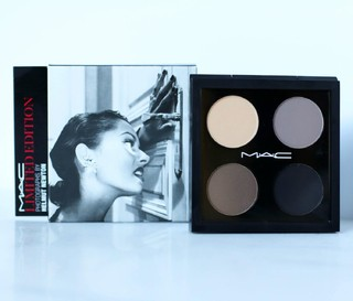 MAC Paleta de Sombra Matte Photographys By Helmut Newton