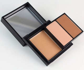 MAC Paleta De Contorno All The Right Angles Palette Contour - Cor Medium Dark - comprar online