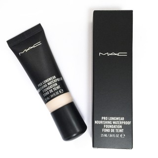 MAC Base Pro Longwear Nourishing Waterproof - Cor NC25