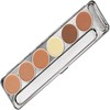 KRYOLAN Ultra Foundation Palette 6 Colors na internet