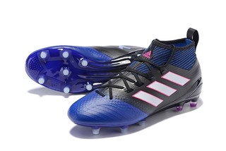 Adidas ACE 17.3 FG Black Blue White 712d17518a764