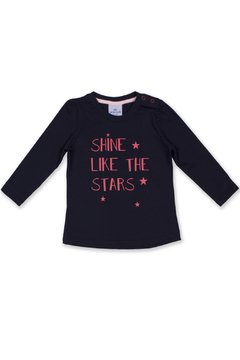 Remera m/larga Shine Azul
