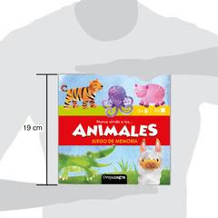Imagen de Nunca olvido a los Animales