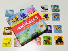 Nunca olvido a los Animales - Ovejanegra juegos