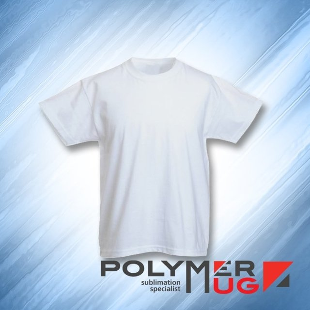 Remera sublimable corte universal en internet