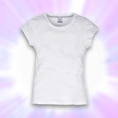 Remera sublimable Mujer