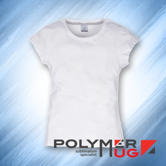 Remera sublimable Mujer - comprar online