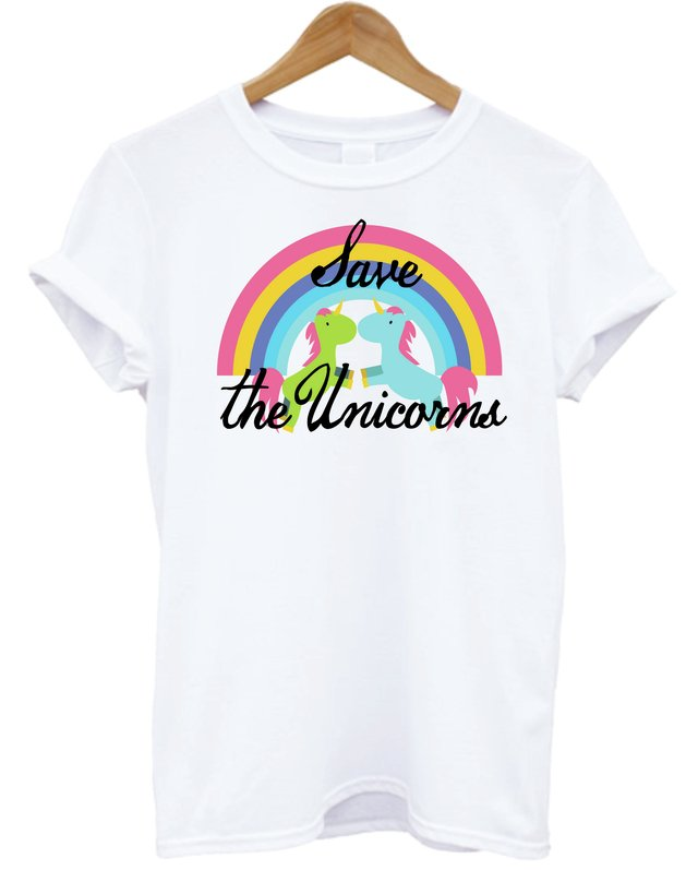 Camiseta Unicorns