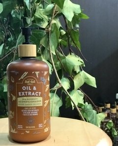 "Acondicionador natural Bio Diversity ""OIL & EXTRACT"" -Cabellos secos-."