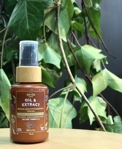 "Serum Facial multi-vitamínico ""OIL & EXTRACT"" 60 ml."
