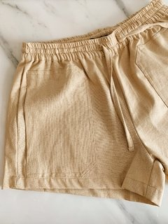 Short Fes - Beige on internet