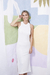 VESTIDO ISABEL ~ OFF WHITE