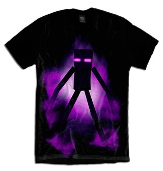 Camiseta - Enderman
