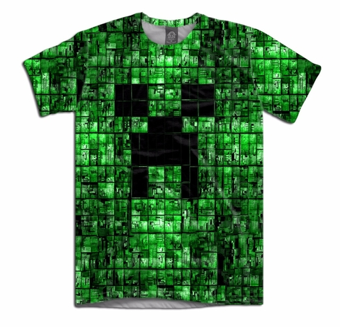 Camiseta - Creeper