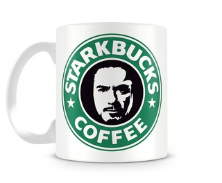 TONY STARKBUCKS