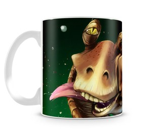 JAR JAR PUNCH