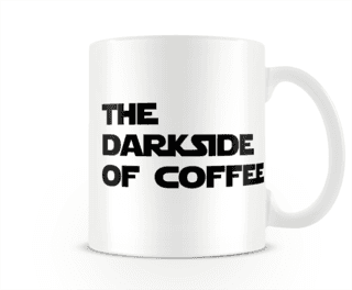 DARTH VADER COFFEE na internet