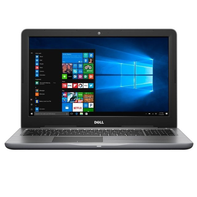 DELL INSPIRON 5567 / i7 HD 2TB VGA ATI 4GB DDR5