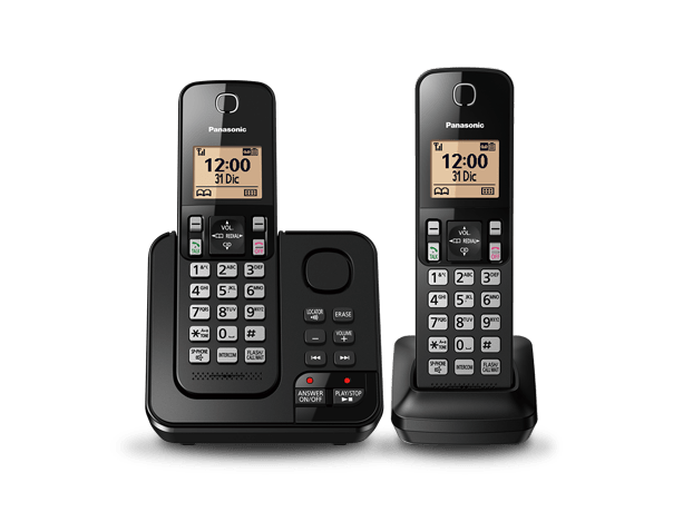 PANASONIC DUO KX-TGC362