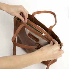 EN STOCK - Mini Tote Brent Suela en internet