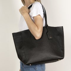 PRE VENTA MOTHER'S DAY - Tote Brent Negro - MON BAG.
