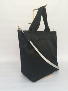 TOTE COVENT NEGRO - COLECCION URBAN en internet