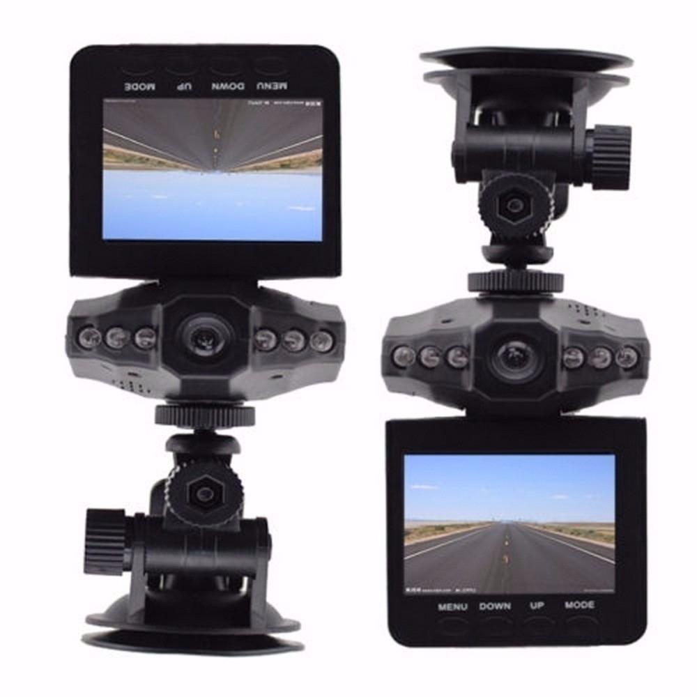 Registrá todo con una camara filmadora portátil Full HD para autos