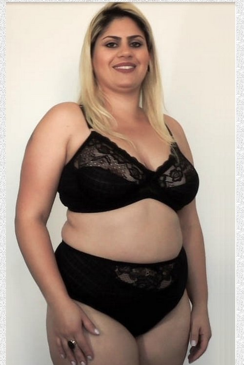 Panty Plus Size Cintia - Marilyn Plus