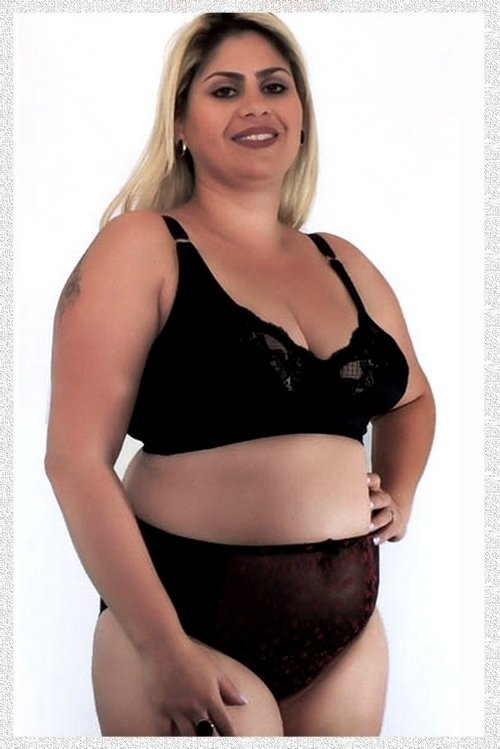 Panty Plus Size Florinda on internet