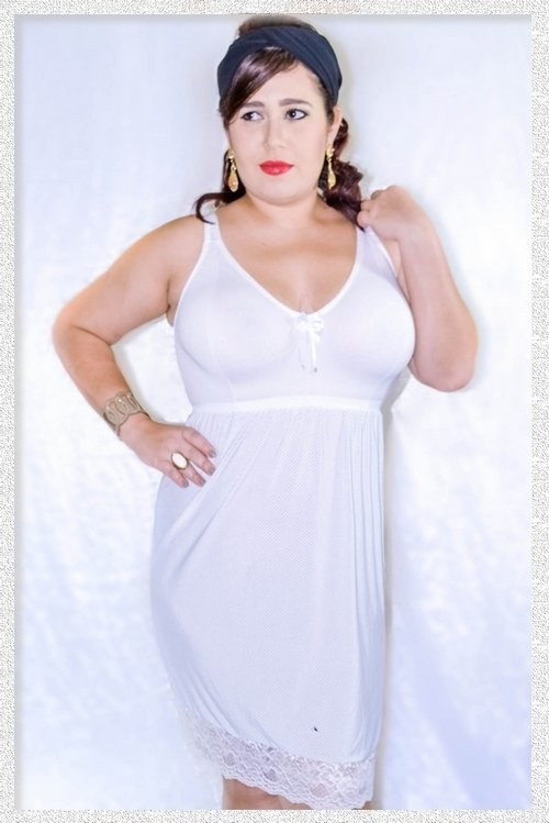 Camisola Nova York Plus Size Lisa