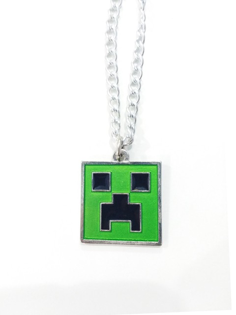 Cordão Minecraft - Creeper