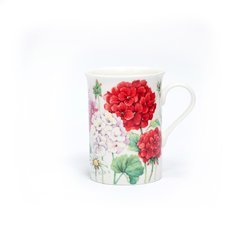 "MUG BONE CHINA ""HORTENSIAS"""