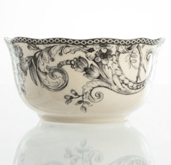 Bowl JB England 1886 Grey Dove