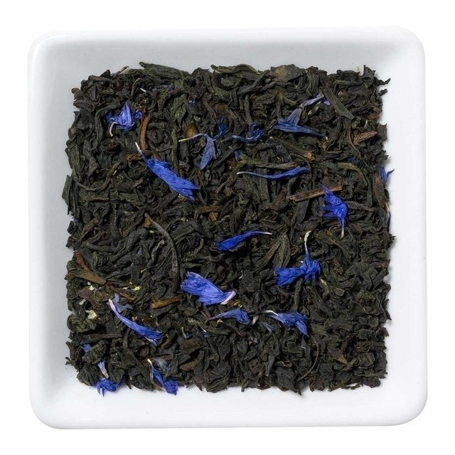 Blend de té negro Earl Grey Blue Flowers