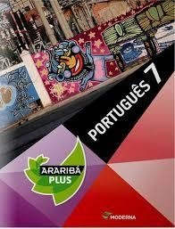 ARARIBA PLUS PORTUGUES 7  ANO