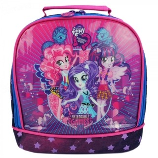 LANCHEIRA MY LITTLE PONY
