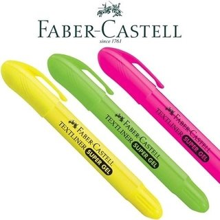 MARCA TEXTO FABER CASTELL GEL