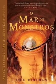 PERCY JACKSON O MAR DE MONSTRO