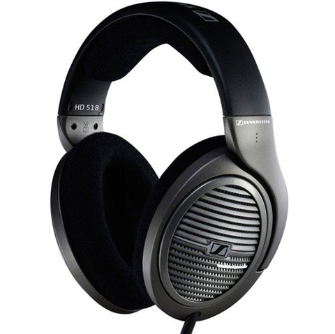 Sennheiser HD 518. Open Box.