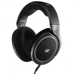 Sennheiser HD 558. OPEN BOX