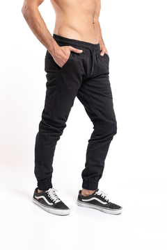 Jogger Slash Black